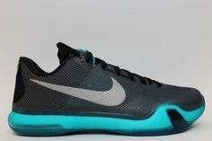 NEW Nike Kobe X 10 Elite Low Radiant Emerald Black Bryant Laker 705317-002 SZ 10 Clothing, Shoes & Accessories:Men's Shoes:Athletic #nike #jordan #shoes $135.00