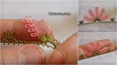 Crochet Borders, Bargello, Baby Knitting Patterns, Needlework, Elsa, Flowers, Day, Tricot, Hardanger
