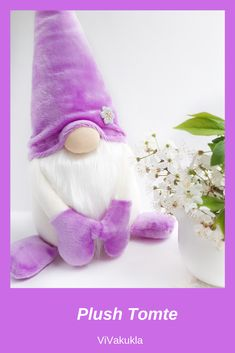 Your place to buy and sell all things handmade Christmas Gnome, Christmas Crafts, Felt Crafts, Diy And Crafts, Gnome Tutorial, Gnome Ornaments, Gnome Hat, Iron Orchid Designs, Scandinavian Gnomes