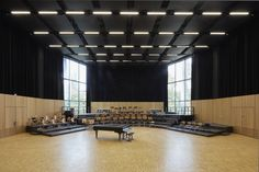 Gallery of  Convention Centre Strasbourg  / Dietrich | Untertrifaller Architects + Rey-Lucquet et associés  - 10