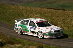Skoda Octavia WRC Rallye Wrc, Rally Car, Cars And Motorcycles, Classic Cars, Automobile, Racing, European Countries, Czech Republic, Wheels
