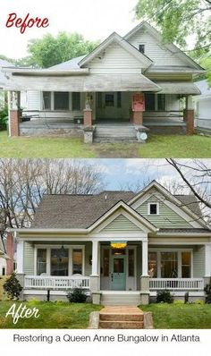 Strategy, tricks, together with resource for receiving the very best result and also creating the max utilization of House Diy Renovations Home Exterior Makeover, Exterior Remodel, Home Renovation, Home Remodeling, Bathroom Remodeling, Before After Home, House Makeovers, Casa Real, Architecture