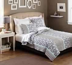 Pinzon 100-Percent Cotton Printed Quilt Set  #nylondesign