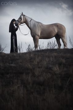 Next week I get to do this! Dark fairy tale inspired bareback riding, photo shoot!