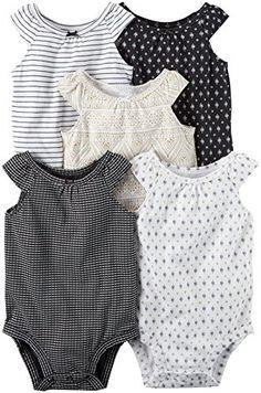 c1fdce7853758 Best Seller Carter s Baby Girls  Multi-pk Bodysuits 126g548 online