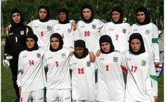 #Iran, #calcio femminile: uomini sotto il velo, quattro sospesi