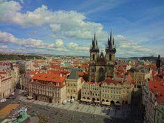 """""""Czech"""" out beautiful Prague"""