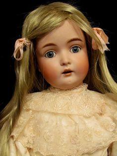 On layaway! 29� Antique German Doll by Kestner Mold 171