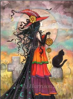 Magick Wicca Witch Witchcraft: #Witch, by Molly Harrison.