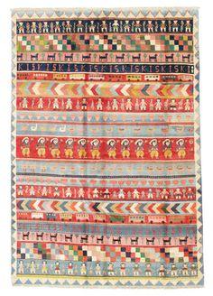 Gabbeh persian rug (rug-love) <3 <3