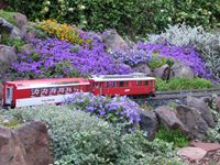 RhB garden railroad
