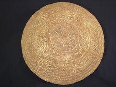 A Northeast California HUPA Tray American Indian Basket Circa 1910 | eBay