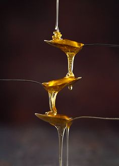kitchen ghosts: our take on the popular honey shot. if you know...