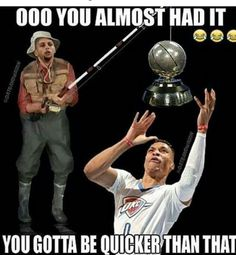 So mean but funny!! Nba Basketball, Funny Basketball Quotes, Funny Sports Quotes, Curry Basketball, Basketball Stuff, Sports Humor, Sport Quotes, Nba Funny, Stephen Curry Meme