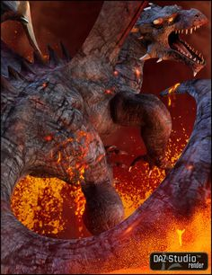 SubDragon Textures 2 in Animals and Creatures, Fantasy, Dragons,  3D Models by Daz 3D