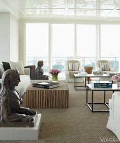 miami beach pied terre designed by luis bustamante living room interior