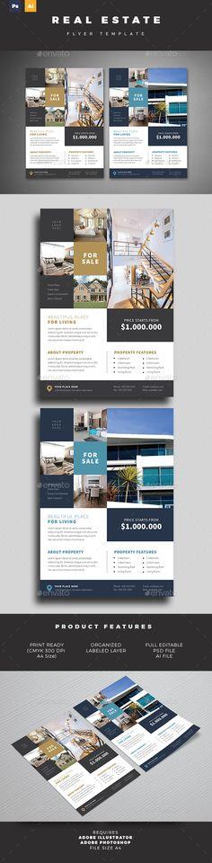 Real Estate Flyer 02