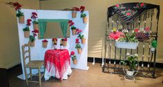 Ideas Fotocall, Flamenco Party, Collaborative Art Projects, Mexican Party, Small World, Photo Booth, Create, School, Diy