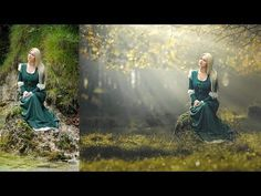 So here you will learn to change background and putting some fake sun rays to create seamless photoshop manipulation using adjustment layers, camera raw and ...
