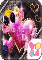 Download Android - FREE THEMES Sparkling Heart from http://apkfreemarket.com/free-themes-sparkling-heart/