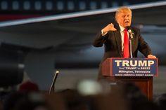 Donald Trump On David Duke Endorsement: 'I Disavow, OK?'
