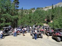 Where to Ride - Ride Rally Roundup   Guide to the Best Ride Festivals of 2012. Old article but the site has good current info. Also see: http://www.freshfromflorida.com/Divisions-Offices/Florida-Forest-Service/Recreation/Off-Highway-Vehicles-OHV/OHV-Safety