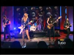 Grace Potter & The Nocturnals - Why Don't You Love Me? (Talking To Strangers*)- This band reminds me a bit of Heart.
