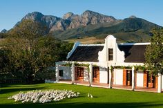 South Africa's Historic Babylonstoren Farm Retreat Reconnects Guests with Nature