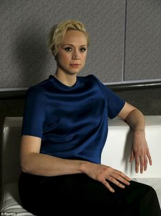 Stunning!Gwendoline Christie and the other new faces featuring in Star Wars: The Force Aw...