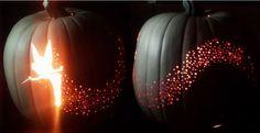 DIY Halloween: zelf een Halloween-pompoen maken.