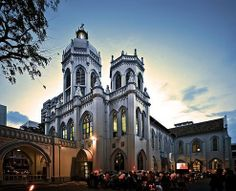 ST. JOSEPH'S CHURCH The first Catholic church in Singapore is a Neo-Gothic colossus with a rich architectural history