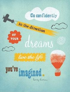 Henry David Thoreau Self Empowerment, Strength, Courage