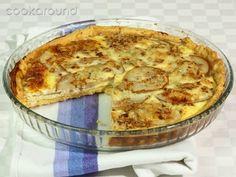 Quiche pere noci e gorgonzola: Ricette di Cookaround | Cookaround