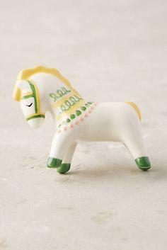 Fanette Horse Knob