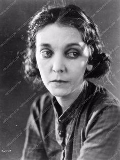 photo Zasu Pitts portrait silent film Greed 3926-26