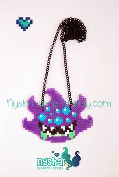 Baron Nashor League of Legends handmade custom pixel by NyshaShop
