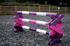 horse show jumps, cavalettis, trotting poles BY BRISTOL SHOW JUMPS (FPB)   eBay