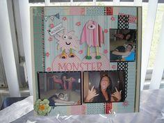 MONSTER - Scrapbook.com