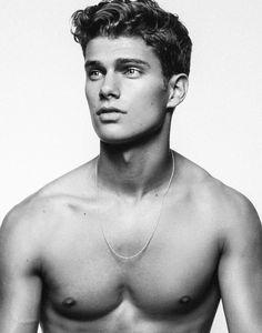 Men in Vogue — Justin Crichlow photographed by Brian Jamie Img Models, Male Models, New York 2017, Luke Benward, White Boys, Cute Guys, Justin Bieber, Handsome, Vogue
