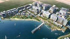 Al Zeina, Al Raha Beach ( Diseño Postensado ) Proyecto que cuenta con un Área Total:  420.000 m2 , Nº de Edificios: 29 , Nº de Pisos por edificio: 12 - 15  y esta ubicado en Abu Dhabi, Emiratos Arabes Unidos Bim Model, Zeina, Art And Technology, State Art, Abu Dhabi, Engineering, River, Beach, Outdoor