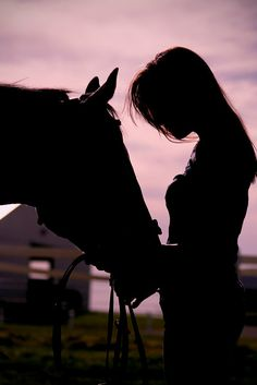 Absolutely beautiful! Fine Art Photography Print Equestrian Silhouette 8 by JayeTatone, $20.00