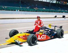 1995 Andre RibeiroLCI   (Steve Horne)Reynard / Honda
