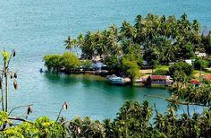 Singkarak Lake, Solok, West Sumatra