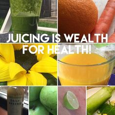 I've been juicing for years - or I love the phrase 'donkeys of years'. Juicing is fun. It's a good way to introduce flavours to your palette repertoire and to taste various #veg & #fruit which you haven't tried before. The difference in my body is undeniable; juicing is #wealth for #health. Sometimes I change or circumstances change like on travels but then I feel the crave for it, my body tells me that it's missing something  What is your favourite juice?