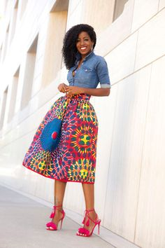 Last summer, midi skirts were super popular, and this summer they've proven to be just as popular. After years of seeing what feels like millions of skater skirts, mini skirts, and maxi skirts, the midi was a pleasant surprise. A midi skirt typically hits right below the knee, sometimes a little bit longer. It's not … Read More