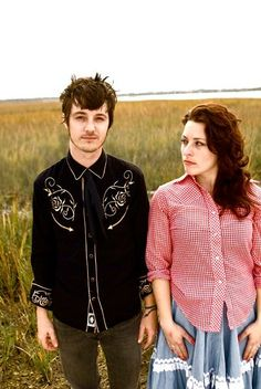 """shovels and rope just recorded at III Man Records....check out their album """"O Be Joyful"""" sooooo good"""