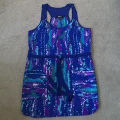 Multicolor Dress Size Large