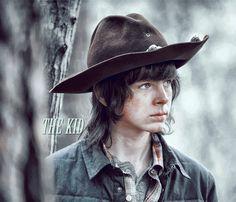 Carl the Kid - TWD