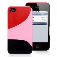 Tricolor Hard Case For iPhone 4 &amp. 4S « Holiday Adds