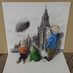 Ramon Bruin - More #artists around the world in : http://www.maslindo.com #art #arte #maslindo